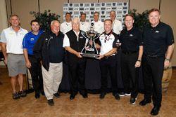 IndyCar Manufacturers' trophy, Chevrolet en teams
