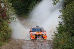 Leo Urlichich, Alex Kihurani, Subaru Impreza WRX STI