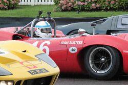 1966 Lola-Chevrolet T70 Spyder, Mike Whitaker