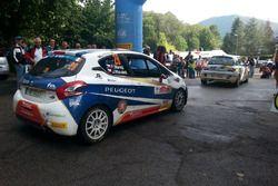 Filip Mares, Jan Hlousek, Peugeot 208 R2