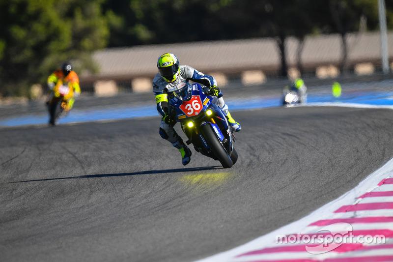 16. #36 3ART Yam Avenue Moto Team 95, Yamaha: Alex Plancassagne, Luca Marconi, Pepijn Bijsterbosch
