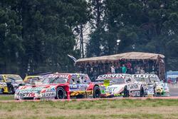 Juan Pablo Gianini, JPG Racing Ford, Juan Marcos Angelini, UR Racing Dodge