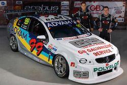 Erebus Motorsport retro livery