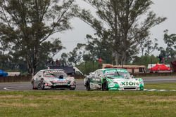 Agustin Canapino, Jet Racing Chevrolet, Christian Ledesma, Las Toscas Racing Chevrolet