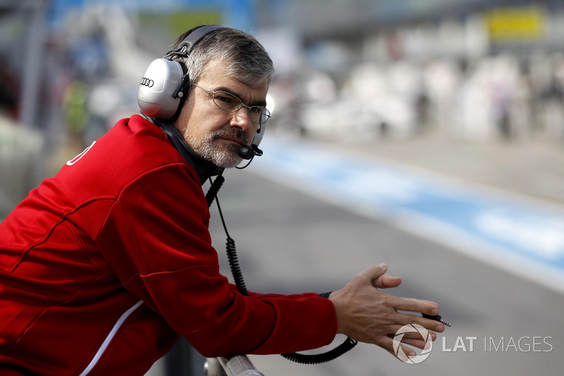 Дітер Гасс, Голова DTM Audi Sport