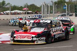 Matias Rossi, Nova Racing Ford, Juan Martin Bruno, Coiro Dole Racing Dodge
