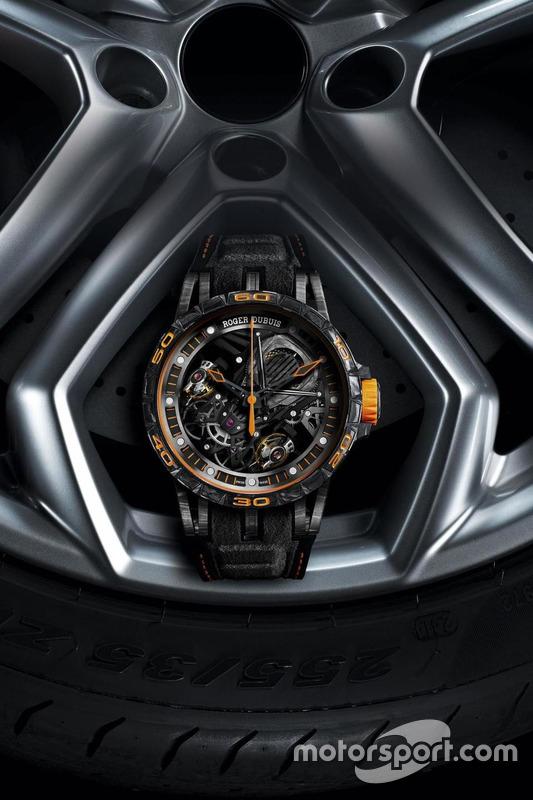Lamborghini Huracan ST Evo & Roger Dubuis