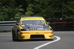 Ruedi Fuhrer, Honda CRX F20, MB Motorsport, Equipe Bernoise, 1. Manche