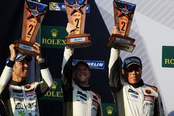 2. GTE-Am: Mok Weng Sun, Matt Griffin, Keita Sawa, Clearwater Racing