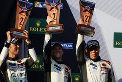 2. GTE-Am: Mok Weng Sun, Matt Griffin, Keita Sawa, Clearwater Racing