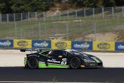 Lamborghini Huracan- S.GT3 #63, Antonelli Motorsport: Zampieri - Gianmaria