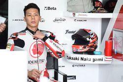 Takaaki Nakagami, Idemitsu Honda Team Asia
