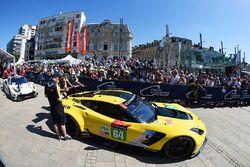#64 Corvette Racing Corvette C7.R: Oliver Gavin, Tommy Milner, Marcel Fassler