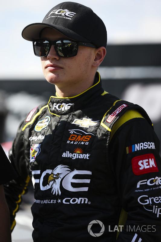 Justin Haley, GMS Racing Chevrolet