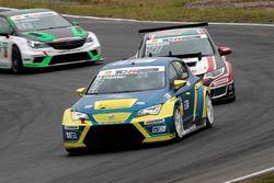 Mike Halder, Wolf-Power Racing, Seat Leon TCR
