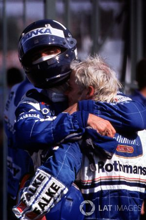 Damon Hill, Arrows, Jacques Villeneuve, Williams Renault
