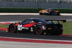 Ferrari 488-S.GT3 #70: Schirò-Melo, Easy Race