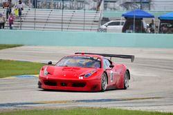#18 MP1A Ferrari, Neil Fairman, ANSA Motorsports