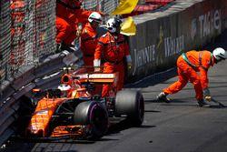 Kaza, Stoffel Vandoorne, McLaren MCL32