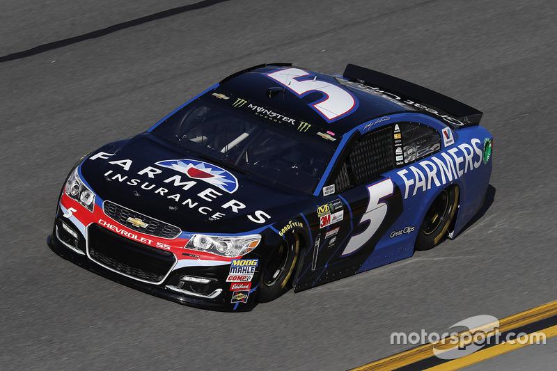 #5: Kasey Kahne, Hendrick Motorsports, Chevrolet
