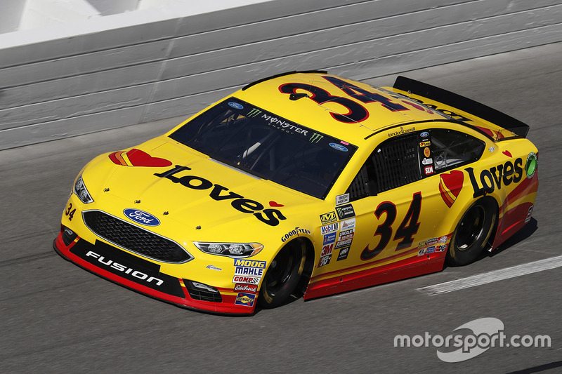 16. Landon Cassill, Front Row Motorsports, Ford