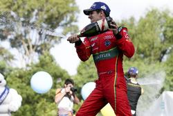 Podium : le troisième Lucas di Grassi, ABT Schaeffler Audi Sport