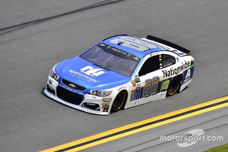 Дейл Эрнхардт-мл., Hendrick Motorsports, Chevrolet