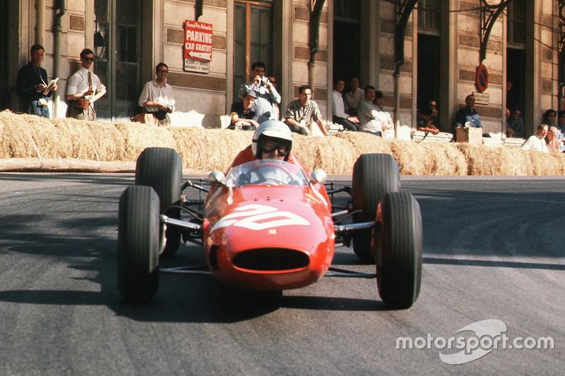 1963-1964. Ferrari 156 Aero