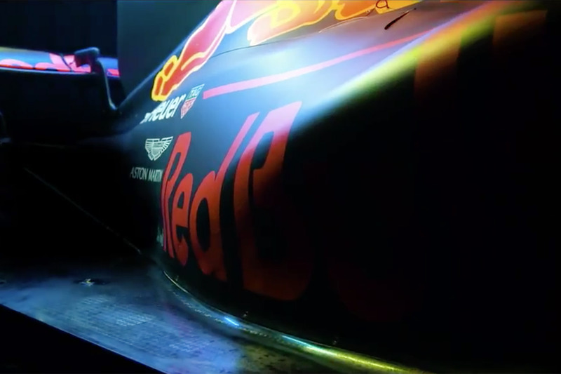 La Red Bull Racing RB13