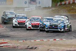 Rallycross actie
