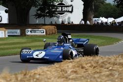 Damon Hill Tyrrell