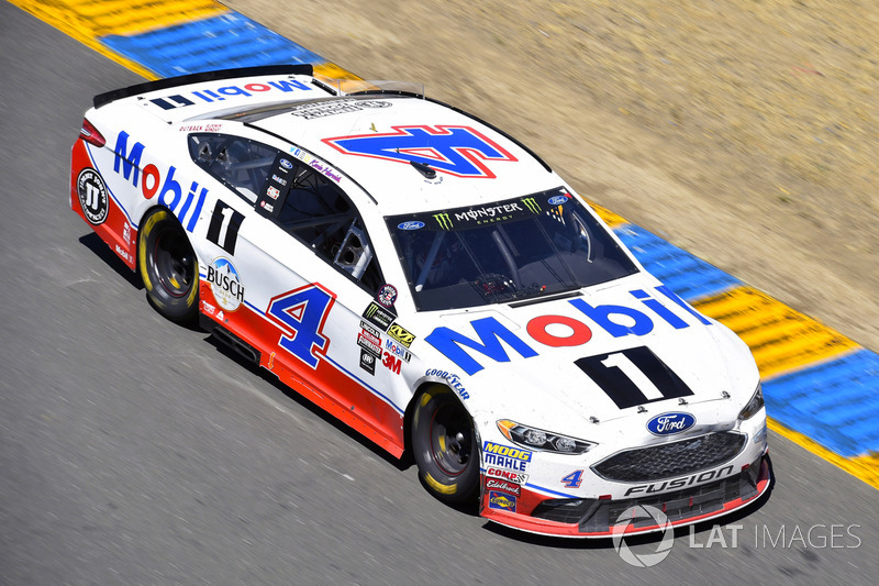 2017, Sonoma: Kevin Harvick (Stewart/Haas-Ford)