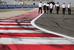 Trackwalk: Toyota Racing
