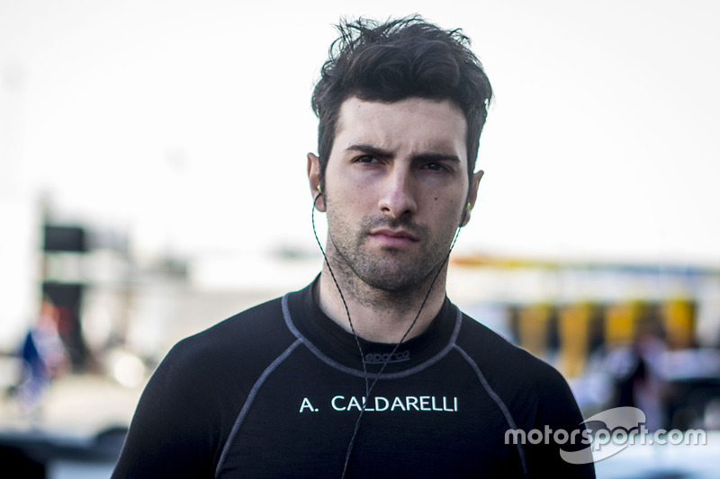 Andrea Caldarelli, Paul Miller Racing