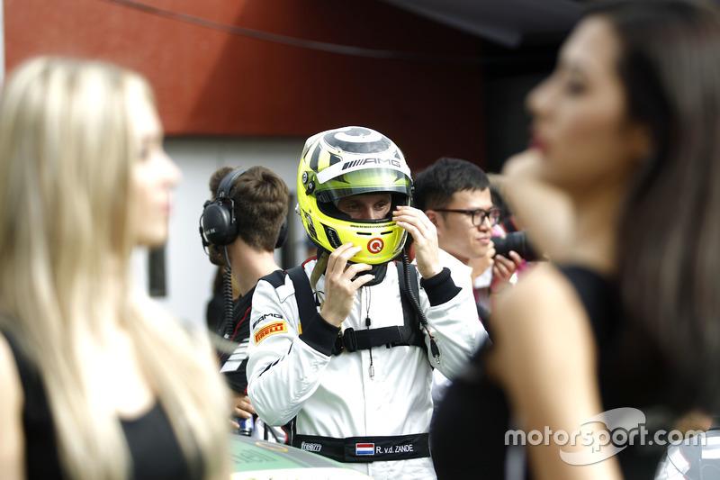 Renger van der Zande, Mercedes-AMG Driving Academy, Mercedes-AMG GT3