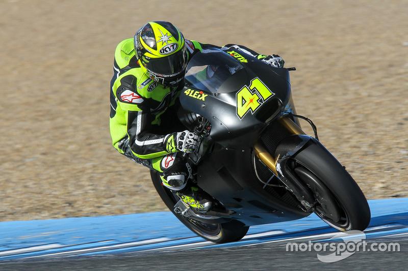 13º Aleix Espargaro (Aprilia Racing) 2:00.108 a 0.740