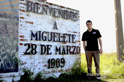 Santiago Urrutia en Miguelete