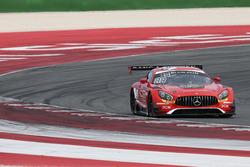 #88 Akka ASP, Mercedes-AMG GT3: Felix Serralles, Daniel Juncadella