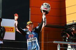 Podyum: Yarış galibi Lucas Mahias, GRT Yamaha Official WorldSSP Team