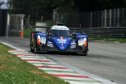 #35 Signatech Alpine A470 Gibson: Nelson Panciatici, Pierre Ragues, Andre Negrao