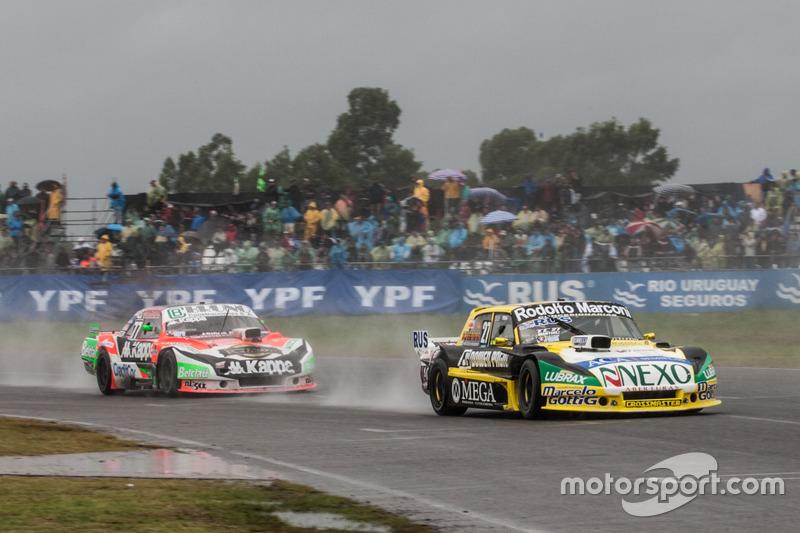 Omar Martinez, Martinez Competicion Ford, Juan Martin Bruno, UR Racing Dodge