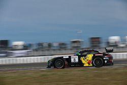 #8 Haribo Racing, Mercedes AMG GT3: Uwe Alzen, Lance Davi Arnold, Renger Van Der Zande