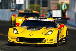 #3 Corvette Racing, Chevrolet Corvette C7.R: Antonio Garcia, Jan Magnussen