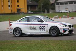Albin Mächler, BMW M2, ACS, Training