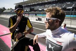 Jean-Eric Vergne, Techeetah ve Sam Bird, DS Virgin Racing