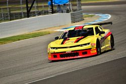 #87 TA2 Chevrolet Camaro, Doug Peterson, HP Tech Motorsports