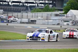 #36 TA Ford Mustang, Cliff Ebben, #66 TA Ford Mustang, Denny Lamers, Lamers Racing