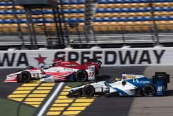 Marco Andretti, Andretti Autosport Honda Esteban Gutierrez, Dale Coyne Racing Honda