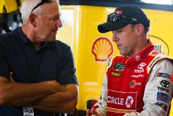 Matt Kenseth, Joe Gibbs Racing Toyota, Dale Jarrett