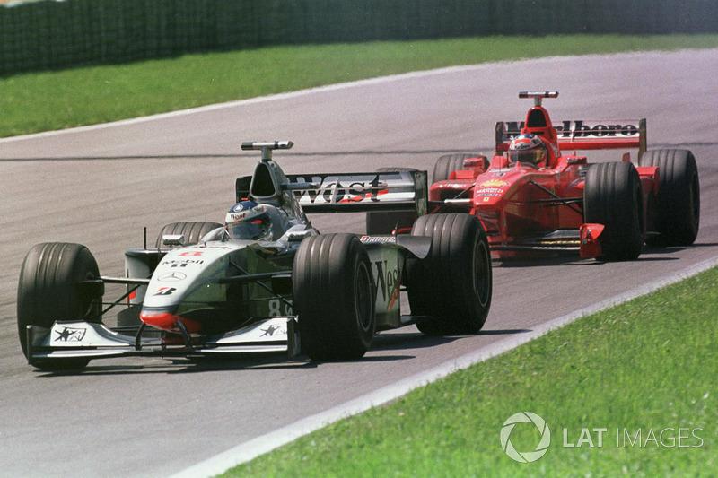 2000 Mika Hakkinen, McLaren